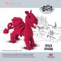 Knitty Critters Crochet Kits - DRACO DRAGON